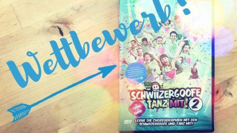 Wettbewerb – Schwiizergoofe Tanz mit! 2-DVD